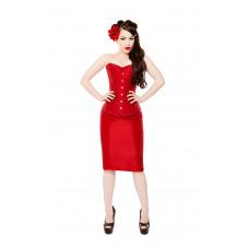 Be A Devil Corset Dress